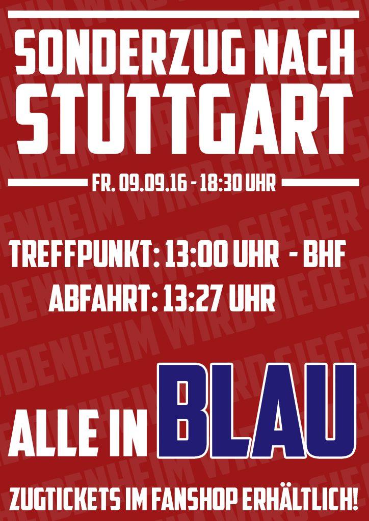 Stuttgart auswärts